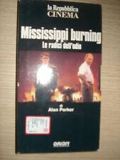 VHS MISSISSIPPI BURNING LE RADICI DELL'ODIO FILM