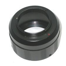 micro 4/3 Olympus Lumix Panasonic anello raccordo a obiettivo T2 T mount adapter