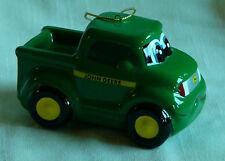 JOHN DEERE KIDS China Ornament-Peter PickUp Truck-2001-NIB