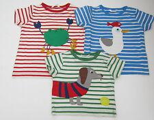 Camisetas de 100% algodón de 0 a 3 meses para niños de 0 a 24 meses ... 4e2c5be52a9c