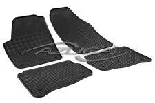 Gummimatten für VW Polo 2002 bis 6/2009 (Typ 9N/9N3) Gummi-Fußmatten Automatten
