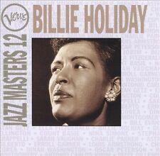 Verve Jazz Masters 12: Billie Holiday - Billie Holiday CD