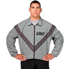 US ARMY AUTHORIZED PT PHYSICAL FITNESS IPFU ARMY ACU DIGITAL UNIFORM JACKET USED