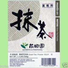 MATCHA 4 Bags x 1.1 lbs MAEDA-EN GREEN TEA POWDER MADE IN JAPAN