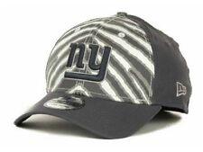 NWT New York Giants NFL New Era Zebra 39THIRTY Hat Cap S/M M/L L/XL