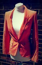 Marcs 100% silk jacket size 6 RRP $279 Australian Designer