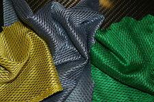 Altoparlante Premium In Tessuto / Panno / GRIGLIE / gabinetto-METALLICA colori-SPECIALE