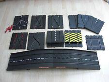 diverse Streckenteile für Carrera Universal 132 R E D U Z I E R T