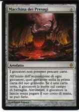 MAGIC MTG - MACCHINA  DEI  PRESAGI - ORO - RARA - IN ITALIANO