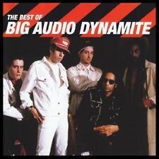 BIG AUDIO DYNAMITE - BEST OF B.A.D. CD ~ MICK JONES ~ 80's ELECTRO POP BAD *NEW*