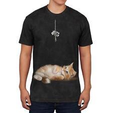 Simple Things Kitty Cat Playtoy Full Mens Soft T Shirt