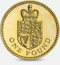 Varios raro y moneda conmemorativa CAZA £ 1 monedas