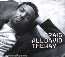 CRAIG DAVID - All The Way (UK 2 Track CD Single Part 1)