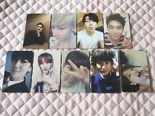 (9 Members) Super Junior Devil Special Album Photocard KPOP Donghae Eunhyuk