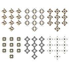 10pcs Home Floor Tiles Diagonal Wall Stickers Bathroom Kitchen Art Mural Decor