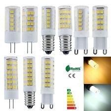 G4 G9 E14 Céramique LED Maïs Ampoule 5W 8W 12W Capsule Cristal Lampe 220V RH944