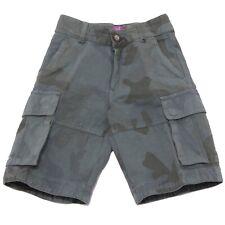 9424S bermuda bimbo camouflage grigio MAURO GRIFONI  pantaloni pant short kid