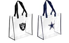 NFL Stadium Clear Reusable Bag