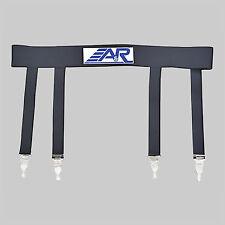 A&R Hockey Garter Belt - Black (New)