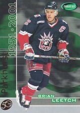 2000-01 BAP Parkhurst 2000 Hockey Cards Pick From List