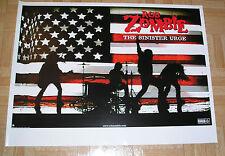 Rob Zombie The Sinister Urge Promo Original 2001 Poster 16x24