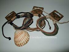 Herren Jungen Surfer Cord Bracelet Armband 3 Designs