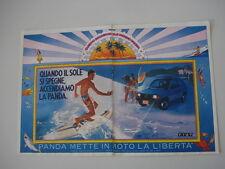 advertising Pubblicità 1984 FIAT PANDA