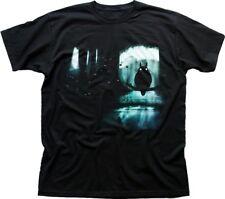 Totoro Happiness Magic Forest Mononoke Spirits My Neighbour black t-shirt FN9435
