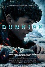 Dunkerque 2017 Nolan Movie Poster Print A0-A1-A2-A3-A4-A5-A6-MAXI 373