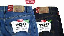 Jeans uomo pantaloni 5 tasche denim stretch regular fit Carrera 700 Spintech