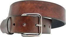 Rindsleder Wechselgürtel Gürtel Gürtelschnalle Buckle Belt Leathern Made in USA