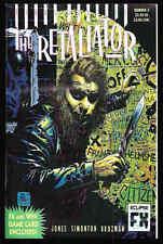 THE RETALIATOR US ECLIPSE COMIC VOL.1 # 3/'92