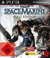 Ps3/Sony PlayStation 3 Jeu-Warhammer 40000: Space Marine (avec neuf dans sa boîte) (usk18)