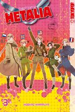 Hetalia - Axis Powers 03 Hidekaz Himaruya