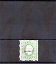 AZORES Sc 45(SG 73)(MI 41xA)*VF LH $200