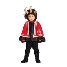 Rub - 1.FC Köln Hennes Cape Kinder Kostüm Umhang mit Kapuze