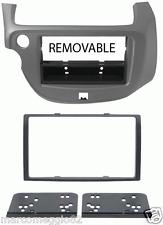 Kit di fissaggio per autoradio ISO/Doppio DIN Honda Jazz 08>