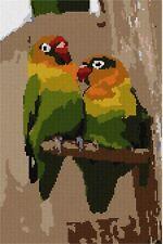 Two Parrots Needlepoint Kit or Canvas (Bird/Animal)