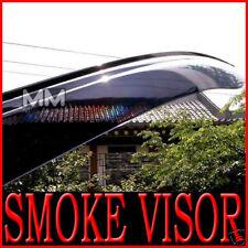 Smoke Rain Window Visor Vent 4pcs Kit For 2007-2012 Kia Rondo : New Carens