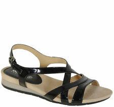 GEOX FORMOSA B 93B SYNT.PAT BLACK sandals SALE