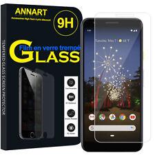 """Folie Glas Hartglas Bildschirmschutz Google Pixel 3A (2019) 5.6 """" G020A"""