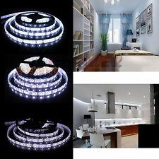 12V 5M 3528 5050 5630 LED STRIP LIGHT KITCHEN UNDER CABINET CUPBOARD COUNTER UK