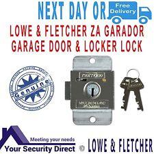 Lowe & Fletcher ZA Garador - Westland Garage Door & Locker Lock c/w 2 Keys