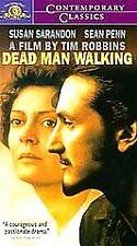 Dead Man Walking VHS Tape 1995 Sean Penn Susan Sarandon