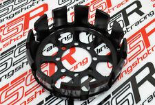 Black Ducati Monster Multistrada Hypermotard Clutch Basket CNC Billet Aluminum