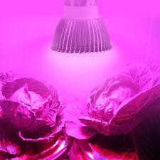 Spettro Completo E27/E14/GU10 85V-265V 18W 18LED Piante Lampada Crescita