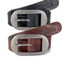 Pikeur - Ledergürtel mit ovaler Schliesse