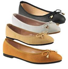 20009 Classica Ballerine da donna scarpe donna tessile m.fiocco