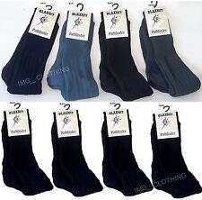 Caballeros Bridgedale blaxnit Pathfinder calcetines Doble Tejido único 4,8,12 Par 6-10 Tamaño