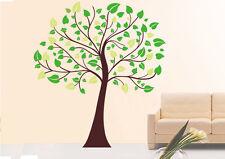 Bm04 murales wall sticker árbol ramas pájaro pared Pegatina 40 colores para elegir